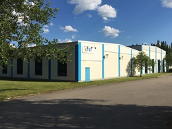 Production facility in Nässjö, Sweden